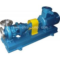IH single stage single suction chemical pump