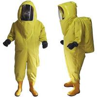 Buy cheap Heavy-duty Yellow Chemical protective suit product