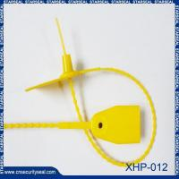 Buy cheap XHP-012 Plastic packing security seal from Wholesalers