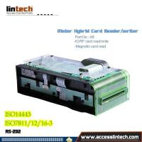 Buy cheap Motorized Hybrid Card reader product