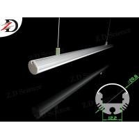 Buy cheap Round Alunimum Profile LL008 LED Linear Lights for Pendant Lights product