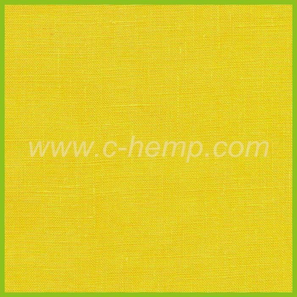 Quality Yellow hemp summer cloth for sale