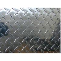 Buy cheap Embossed aluminum sheet board from Wholesalers