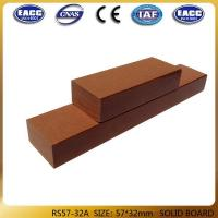 Buy cheap 57*32mm WPC Solid Board product