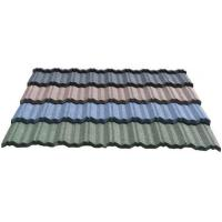 Stone Coated Metal Roofing Tile Nosen Tile