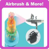 Buy cheap Cake Decoration Airbrush Kit with Mini Compressor product