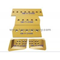 Buy cheap D475 bulldozer cutting edge and end bit from wholesalers