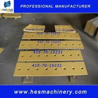 Buy cheap WD600 Bulldozer cutting edge and end bit from wholesalers