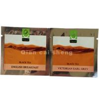 3 side seal foil tea bag