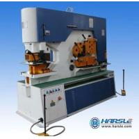 Buy cheap Q35Y-60 Multifunctional Hydraulic Ironworker product
