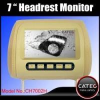 Buy cheap 7 inch car back seat TV monitor with TV DVB_T ISDB_T HDMI input product