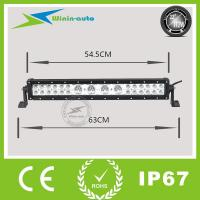 New arrival 24.5 inch 112W led light bar spot flood combo beam 10080 Lumens WI9222-112