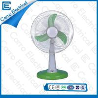Buy cheap hot sale elegant 14inch or 16inch solar operated dc table fan DC-12V16M4 product