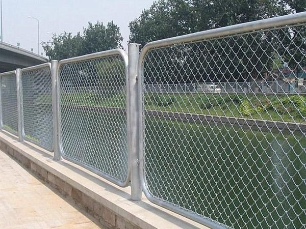 Chain Link Fence 43352299