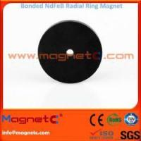Buy cheap Plastic Bonded NdFeB Rings from wholesalers