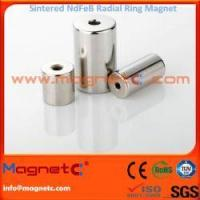 Buy cheap Multi-pole Magnetization Ring Magnet product