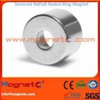 Buy cheap Uni-pole Radial Magnetization Ring Magnet product