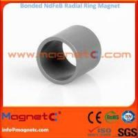 China Radial Orientation Ring Bonded Magnet on sale