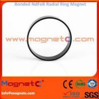 Buy cheap Multipole Neodymium Super Ring Bonded Magnet from wholesalers