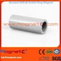 Buy cheap Radial Ring Magnet for Rotors Bonded NdFeB from wholesalers