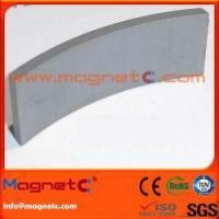 Buy cheap Sintered Induction Motor Arc Magnets product