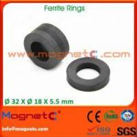 Buy cheap Ring Permanent Ferrite Magnets product