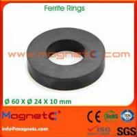 Buy cheap Ceramic Rare Earth Ring Magnets product