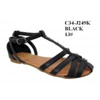 Buy cheap C34-J249K-BLACK-child's shoes from Wholesalers