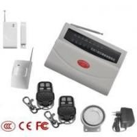 Buy cheap 8 zones wireless PSTN alarm with keyboard product