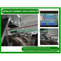 China Wet blue tannery conveyor on sale