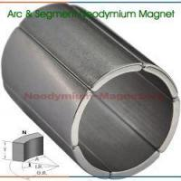 Buy cheap Rare Earth Segment Magnet from wholesalers