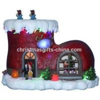 Buy cheap 12 Santa Shoes With Skating Function. from wholesalers
