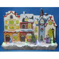 Buy cheap 12.6LED Street With Church and Rotation Tree and Xmas Music from wholesalers
