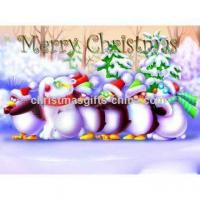 Buy cheap Christmas Greeting Card product