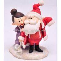 Buy cheap Polyresin Christmas Figurines product