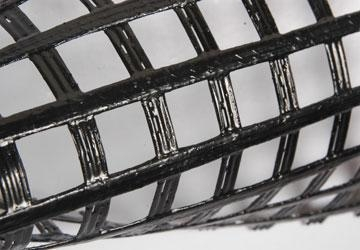 Quality PVC Coated Polyester Geogrid for sale