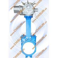 Buy cheap electric knife gate valve product