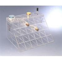 Buy cheap Acrylic Cosmetic Display Clear acrylic multi-function cosmetic display product