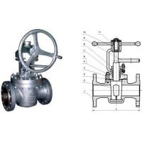 Buy cheap (ANSI) Connection Lift Plug Valve product