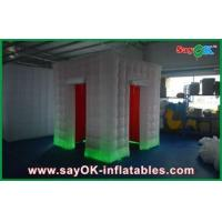 Buy cheap Eco - Friendly Inflatable Photo Booth , Wedding Decoration Photobooth Shell product