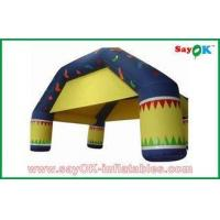 Buy cheap Backyard Oxford Cloth Huge Inflatable Air Tent Commercial Inflatable Wedding Marquee product