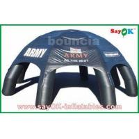 Buy cheap Customized Large Inflatable Camping Tent , Oxford cloth / pvc tarpaulin Cube Tent product
