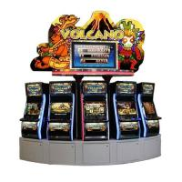 Buy cheap Volcano Jackpot Game Machine with Big Winning Lamp Screen Above MT-GA034 product