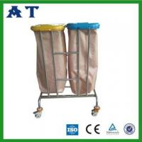 Buy cheap Hospital waste bin with two Nylon bags product