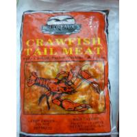 Crawfish tail meat fat-on