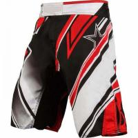 Buy cheap 2015 high quality polyester microfibre material Traning and competition MMA short/ fighting short product
