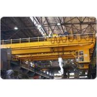 Buy cheap Foundy Charging Overhead Crane product