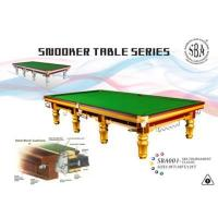 Buy cheap Tournament Champion SHARMA S-1 Billiard and Snooker Table product