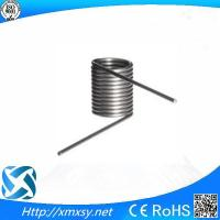 Buy cheap Torsion spring Small hot sale truck hook torsion spring for industrial product