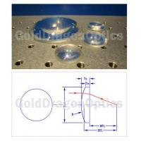 Buy cheap Spherical Lenses Fused Silica Plano-convex Spherical Lenses product